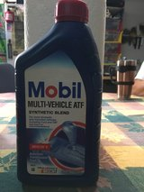 Mobil Multi-Vehicle ATF Synthetic Blend in Okinawa, Japan