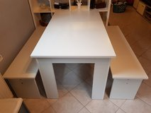 kitchen table & 2 benches  for sale in Ramstein, Germany