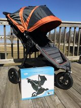 Baby jogger City mini gt stroller in Chicago, Illinois