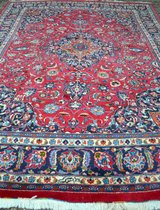 Beautiful Hand woven persian rug floral design big orient Carpet 136 x 100 inches in Wiesbaden, GE