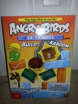 NEW Angry Birds on Thin Ice Game in Camp Lejeune, North Carolina