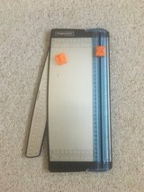 "Fiskars 12"" Paper Trimmer Cutter with 2 Blades in Bolingbrook, Illinois"