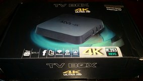 MXQ 4K Android Box in Fort Polk, Louisiana