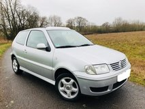2001 Polo Sports Edition *NEW INSPECTION & NEW SERVICE* in Ramstein, Germany