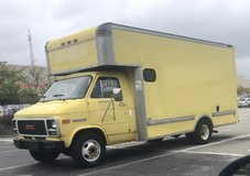 GMC BOX TRUCK in Wilmington, North Carolina