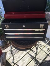 "20"" 3 draws craftsmen toolbox great shape in Houston, Texas"