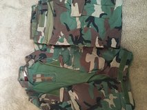 Looking to buy crye drifire woodland top & bottom in Camp Pendleton, California