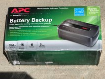 APC Model 350 Back-up Power Supply - Like New in Original Box in Alamogordo, New Mexico