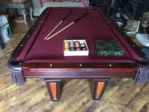 Pool Table - Fat Cat Reno 7.5 ft in Fort Leonard Wood, Missouri