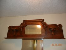 Beautiful Vintage Tiger Oak Mantle in Alamogordo, New Mexico