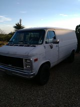 1990 Chevy cargo Van in Alamogordo, New Mexico