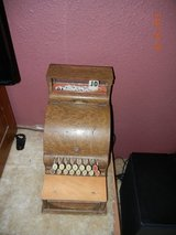 Antique Working Cash Register in Alamogordo, New Mexico