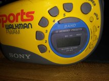 Sony Sports Jogging radio in Alamogordo, New Mexico