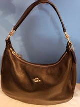 Authentic Coach leather purse in Travis AFB, California