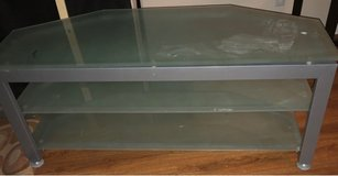 Tv stand tempered glass in Fort Belvoir, Virginia