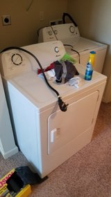 Washer and Dryer - Amana brand in Quad Cities, Iowa