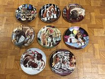 "Artaffects 1993 ""Love Puppies"" Plate Collection in Great Lakes, Illinois"