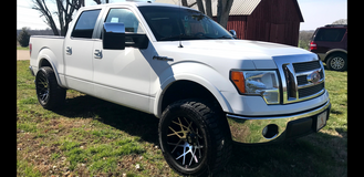 F150 Wheels and Tires in Fort Campbell, Kentucky