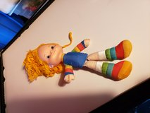 Vintage rainbow bright doll in Travis AFB, California