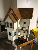 Custom Doll House in Kingwood, Texas