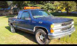 1997 Chevrolet 1500 Extended Cab Short Bed in Morris, Illinois