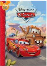 NEW Cars Disney PIXAR Book Children's Kid Reading Wonderful World of Reading in Kingwood, Texas