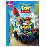NEW Toy Story Disney PIXAR Book Children's Kid Reading Wonderful World of Reading Woody Andy Buz... in Kingwood, Texas