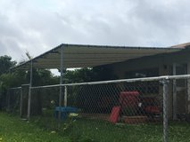 16' x 20' Awning (Poles, Connectors) in Okinawa, Japan