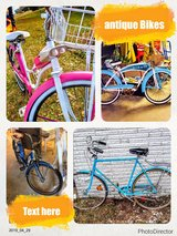 antique Bicycles @ thriftology in Cherry Point, North Carolina