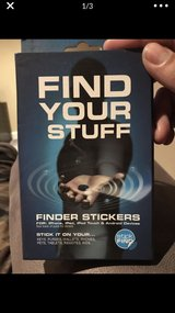 Find your stuff - finder stickers in Chicago, Illinois