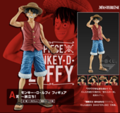 Bandai Ichiban Kuji One Piece The Greatest 20th Anniversary Figure Monkey D. Luffy - Prize A in Okinawa, Japan