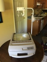 REDUCED PRICE - Overhead Projector in Travis AFB, California