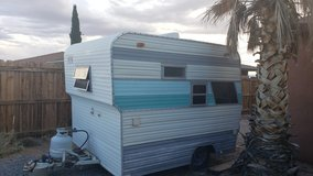 1978 Roustabout Trailer in 29 Palms, California