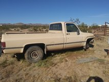 Chevy Pickup for parts in Yucca Valley, California