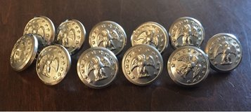 11 Small Antique Buttons in Chicago, Illinois
