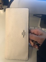 coach wallet beige cream in Ramstein, Germany