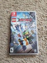LEGO Ninjago NINTENDO SWITCH Game in Camp Lejeune, North Carolina