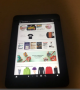 Kindle fire HD 8.9 in The Woodlands, Texas