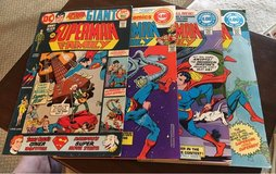 4 Superman Family Comic Books in St. Charles, Illinois