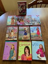 American Girl: 11 Girl of the Year Chapter Books: Lea, Grace, Isabelle, Saige, Gabriella, ... in Cherry Point, North Carolina