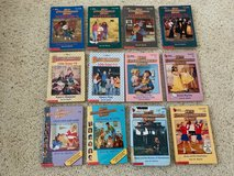 Babysitter Club Books : Lot of 12 Incl 4 Mystery, 6 Babysit Club, & 2 Little Sis in Cherry Point, North Carolina