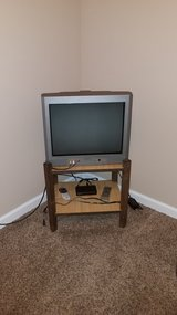 Emerson 20 inch TV set in Fort Campbell, Kentucky