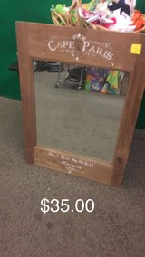 Paris Mirror in Fort Leonard Wood, Missouri