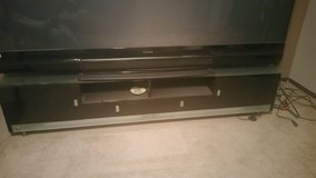 "TV STAND ENTERTAINMENT CENTER HOLDS 93"" in Houston, Texas"