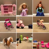 American Girl Dolls and Accessories in Bolingbrook, Illinois