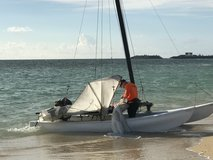 Hobie Catamaran Sailboat - 16 Footer in Okinawa, Japan