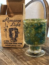 Vintage L.E. Smith Glass Co Romance Light in Fort Campbell, Kentucky