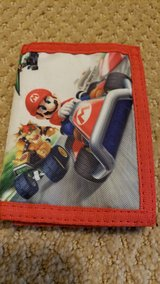 Super Mario kids wallet in Houston, Texas