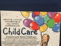 Timbercreek Home Childcare in Oswego, Illinois