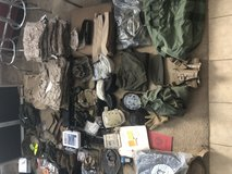 Brand new and used gear/uniforms in Camp Pendleton, California